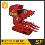 Cortador hidráulico das peças da máquina escavadora feitas em China