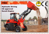 Articulated idraulico Wheel Loader Er20 con Snow Blade