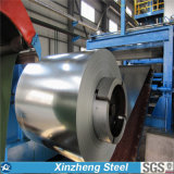 (0,125 mm-6,0 mm) Bobina de acero galvanizado sumergido en caliente / chapa de acero galvanizado Z275 G