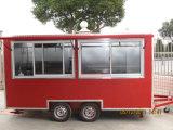 이동할 수 있는 간이 식품 손수레 (SHJ-MF400)