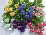 Alta qualità dei fiori artificiali dei fiori selvaggi Bush Gu-Jys-00093