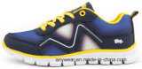 Chaussures courantes juniors de chaussures de sports de chevreaux (415-9598)