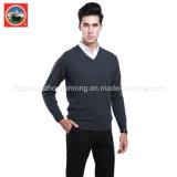 Одежда/свитер яков Knitwear/одежды/кашемира шеи пуловера v яков