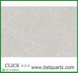 Bancada branca de quartzo da geleira