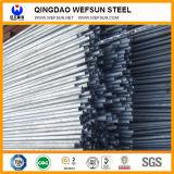 Barra de acero redonda de Q235 GB/cuadrado rodada estándar/barra de acero suave/barra de acero de carbón