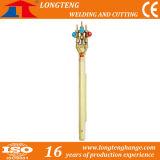 250mm Straight Strip Oxy-Fuel Cutting Torch para Flame Cutting Machine
