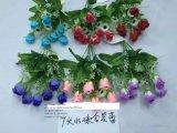 De uitstekende kwaliteit van Kunstbloemen nam Struik van gu-Po-61001 toe