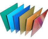 Покрытия PE украшения панель Acm ACP знака материального алюминиевая составная