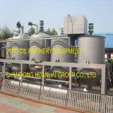 machine de raffinerie de pétrole de 2tpd 3tpd 5tpd 6tpd