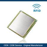 Antena esperta portátil do módulo do leitor da identificação do cartão do baixo consumo RFID com tamanho ultra mini e 0.45man