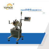 Fabricante plano de la máquina de etiquetado de la etiqueta engomada de las escrituras de la etiqueta