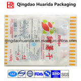 Мешки упаковки еды нестандартной конструкции пластичные с зазубриной разрыва