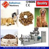 Linea di trasformazione dell'alimento per animali domestici dell'alimentazione animale che fa macchina