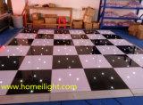 結婚披露宴の球のための黒いLEDのStarlit DMX512ダンス・フロア