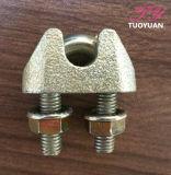 Formbares Eisen befestigt DIN1142 Drahtseil-Schelle