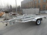 3 기관자전차를 위한 최신 복각 Galvanzied Mortorcycle 트레일러