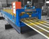Dxの形作る台形金属の鋼板ロール機械を作る