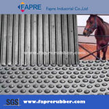 Vache/Horse Stable Mat avec Little DOT Pattern