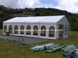 Tenda esterna con il tessuto del PVC ed il blocco per grafici dell'alluminio (SDC1029)
