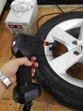 Bewegliche Gummireifen-Luftpumpe, 12V Luftverdichter Ase-von-Verwenden für Luft-Bett/Auto/Kugel