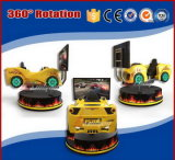 360 gradi Rotation Interactive Driving Simulator con Motion Platform