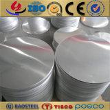 Stampaggio profondo 1100 di fabbricazione 3003 cerchi rotondi di alluminio dei dischi per il Cookware