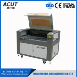 gravure de laser de la photo 3D et machine de laser de machine de découpage mini