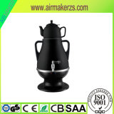 Samovar dell'elettrodomestico S/S con la teiera GS/Ce/Rohs della porcellana 0.8L
