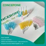 Preiswerte Plastiknadel u. abfüllende stumpfe Nadelspitzen- u. Spritze-Nadel