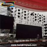 Tarjeta de pantalla al aire libre del arte de LED del uso fino LED de la visualización