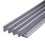 Kundenspezifisches Aluminiumstrangpresßling-Profil mit der CNC maschinellen Bearbeitung (ISO9001: 2008 bescheinigt)