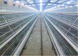 La poulette Fram met en cage le matériel chaud/froid plongé galvanisé (un type le bâti)