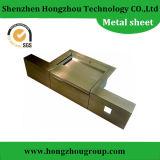 Serviço feito sob encomenda da fabricação de metal da folha para acessórios