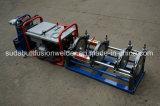 Máquina da solda por fusão da extremidade do polietileno de Sud160h