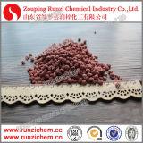 Fertilizante granulado colorido Uso de N 21% Sulfato de amônio