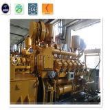 CNG, LPG, Syngas/gás natural/biomassa/gerador do biogás com motor a combustão interna