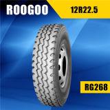 O caminhão radial do tipo de Roogoo monta pneus 12r22.5