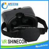 Vr sec Shinecon, glaces de virtual reality du carton 3D de Google