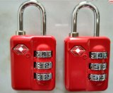 부대와 선물 Tsa 아연 합금 Lock&Luggage 자물쇠