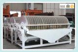 Separador magnético permanente para el alimento/el material de construcción/el material refractario
