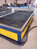 Máquina de estaca de aço da máquina de estaca do plasma do CNC