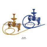 Het Arabische Aluminium en AcrylWaterpijp Shisha van de Waterpijp