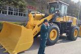 Shantui Rad-Ladevorrichtungs-Vorderseite-Rad-Ladevorrichtung