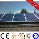 Sistema domestico portatile piccolo di energia solare con indicatore luminoso, carica, batteria del comitato solare