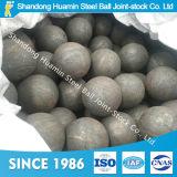 10 Zoll - hohe Härte schmiedete Stahlkugel für Bergbau