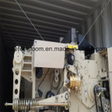 máquina Waterjet do tear de potência do tear de tecelagem da tela do poliéster de 170-280cm