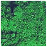 Verde férrico compuesto 5605 para la pintura, capa, suelo de la resistencia de abrasión