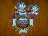 O costume da alta qualidade Badges emblemas das forças armadas dos emblemas da polícia