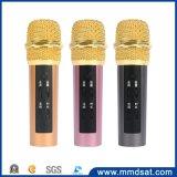 Микрофон радиотелеграфа Karaoke классицистического конденсатора оптовой продажи k M7 Handheld