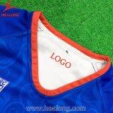 Camisa feita sob encomenda da prática do rugby do Sublimation da equipe de Healong